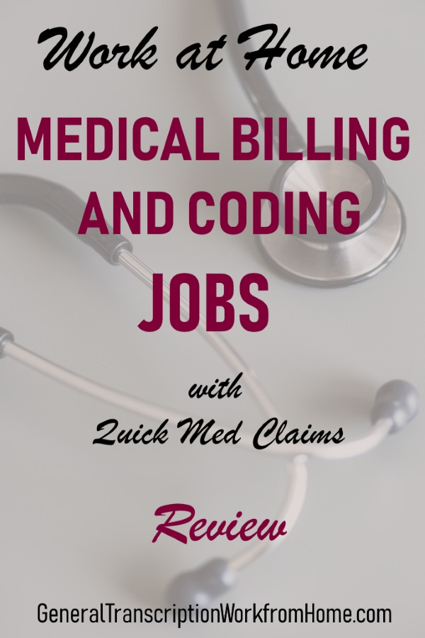 Medical Billing And Coding Jobs With Quick Med Claims