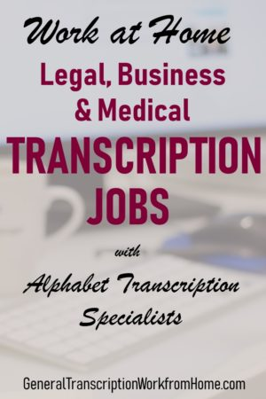Leva – Transcription Work from Home