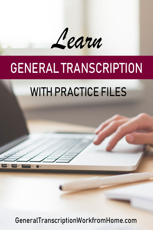 medical transcription work from home general transcription practice files transcription work 6438