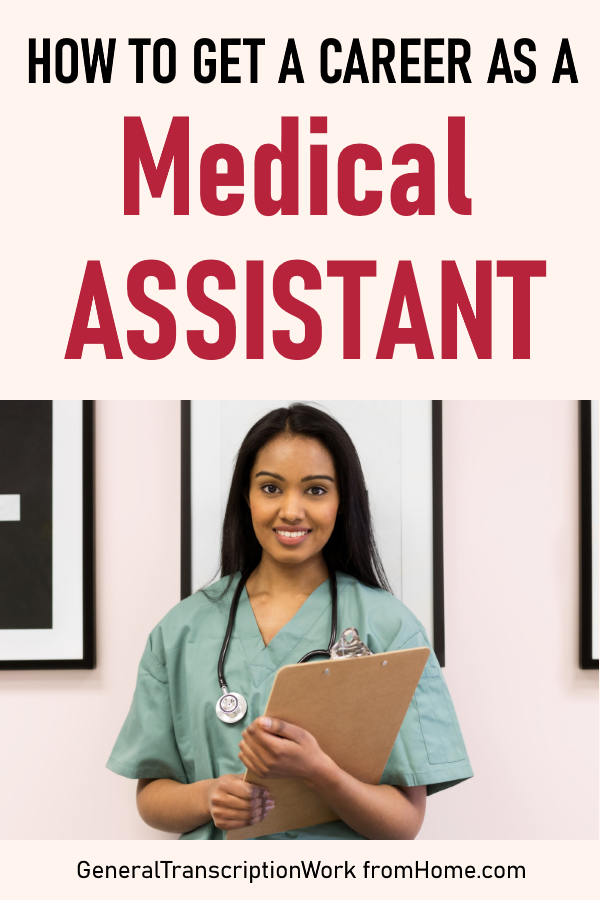 how to get a career as a medical assistant